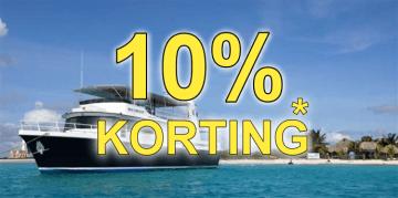 Kortingsbon Mermaid Boat Trips