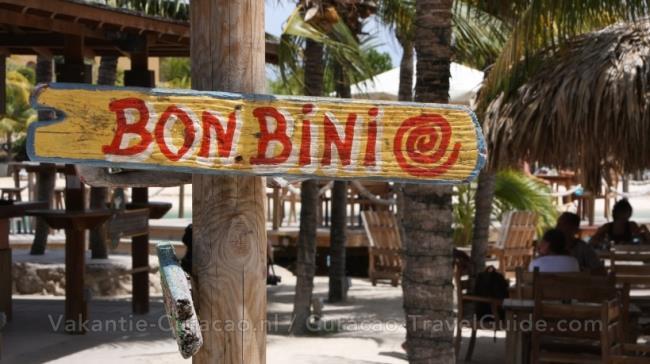 Papiaments - Bon Bini