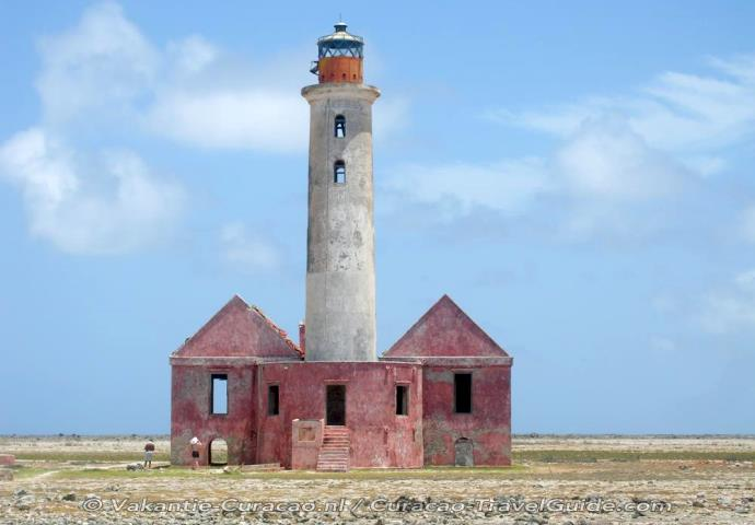 Klein Curacao - Vuurtoren