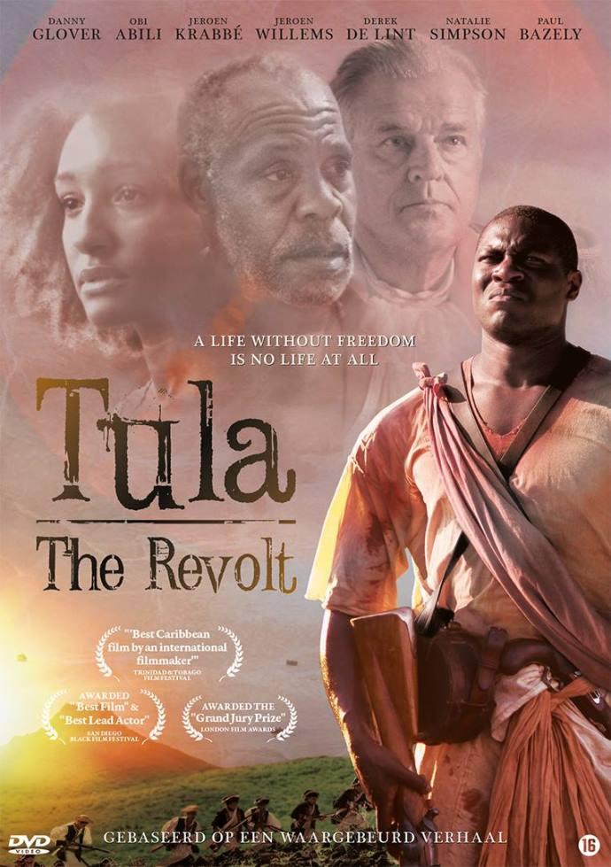 Cover DVD: Tula: The Revolt