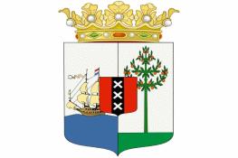 Het wapen van Curacao