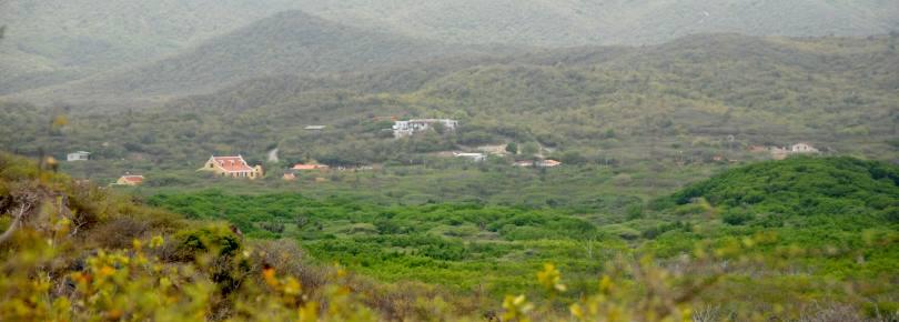 Christoffelpark, het nationale park van Curacao