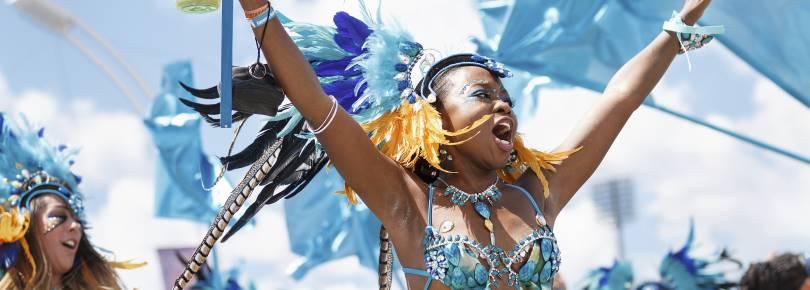 Carnaval vieren in Curacao