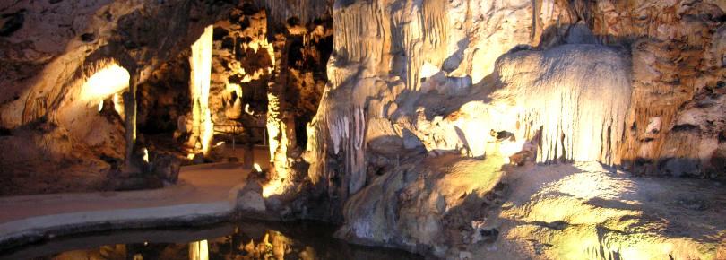 Hato Caves - de grotten van hato