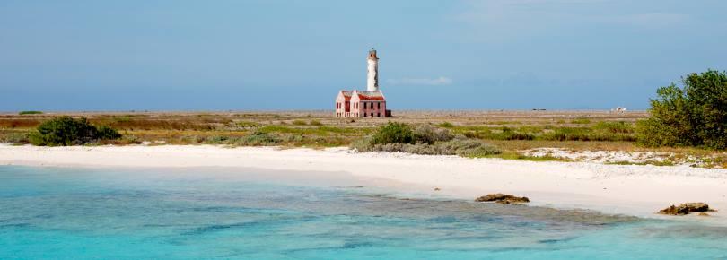 Klein Curacao - de vuurtoren
