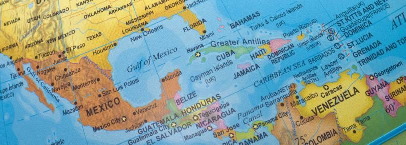 Waar Ligt Curacao Een Caribische Eiland Onderdeel Van De Abc E
