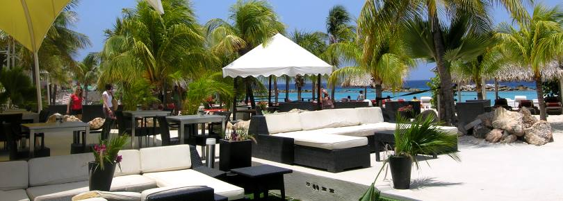 Cabana Beach (ook wel Kontiki Beach genoemd)