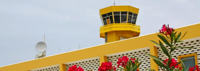 Curacao Vliegveld Hato