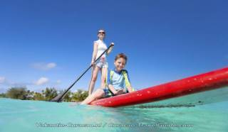 Paddleboarding / Paddle Surfing