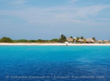Aanzicht Klein Curacao
