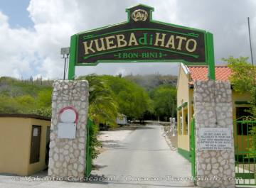 Ingang Hato Caves