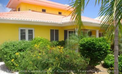 Vakantievilla Kas na Nort Curaçao