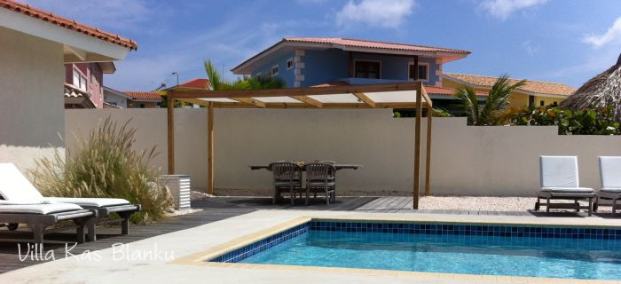 Vakantiehuis Blanku Curacao